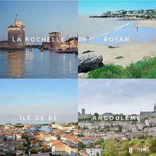 Chèques tourisme offerts pour la Charente et Charente Maritime