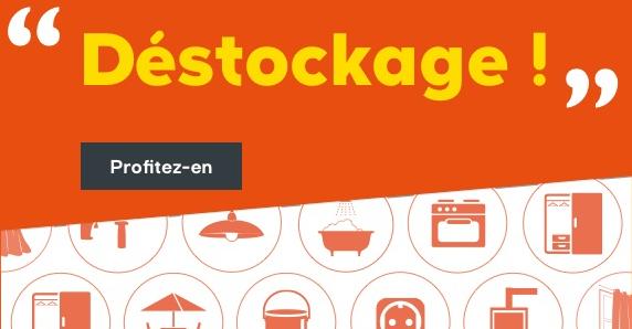 Destockage Castorama Jusqu A 80 De Reduction