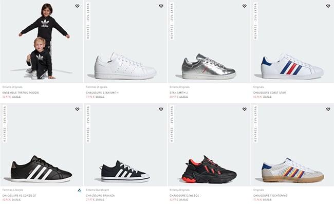 Promos Adidas