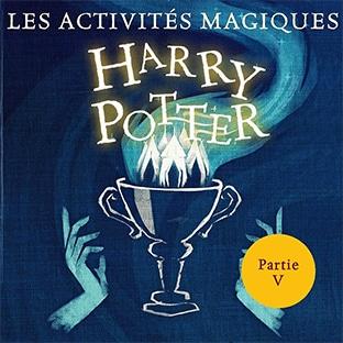 Gallimard Jeunesse : Cahiers d'activités Harry Potter gratuits