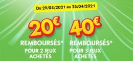ODR Goliath + Petits Prix Amazon = 3 jeux pour 2,50€ (-96%)