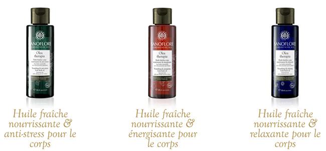 Testez gratuitement l'huile fraîche Olea Thérapia de Sanoflore