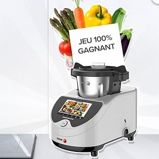 Jeu Le bon mix Carrefour : Robot Fagor Connect et autres lots à gagner