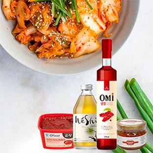Jeu Cuisine AZ : Paniers gourmands K-Food Fan à gagner