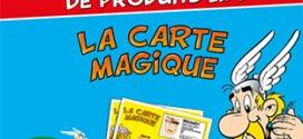 La Carte Magique Astérix de Lidl.fr : Jeu à code (ticket de caisse)