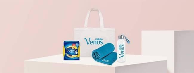 Tentez de gagner votre kit été yoga Gillette Vénus