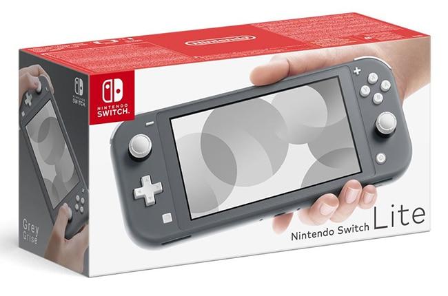 Promo exceptionnelle pour la Nintendo Switch Lite