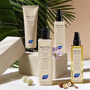 Test Phyto : échantillons de soins capillaires pour cheveux texturés gratuits