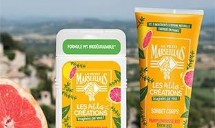 Test Petit Marseillais : 4'000 soins Les Petites Créations gratuits