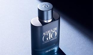 Échantillons gratuits de parfum Giorgio Armani Acqua di Giò