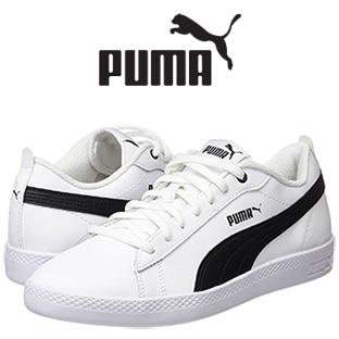chaussure puma femme ouverte