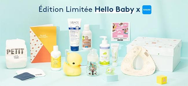 Coffret bébé Birchobox à petit prix : 13 produits à 32€ au lieu de 113,67€