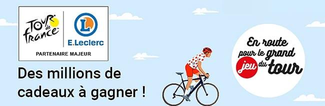 Grand Jeu du Tour de France de Leclerc 2021