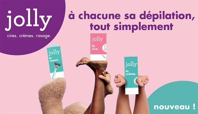 Testez gratuitement les produits Jolly avec Envie de Plus
