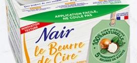 Test Femme Actuelle : Beurre de Cire Nair
