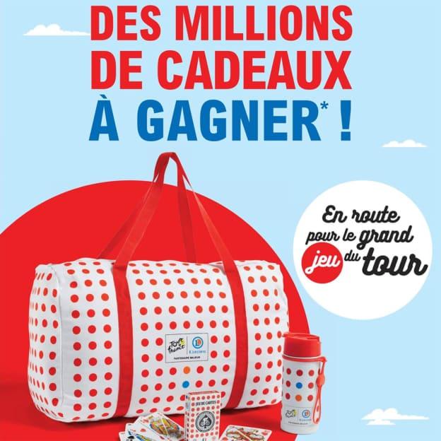 Jouez avec les cartes à code Grand jeu du tour de France