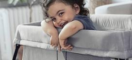 Jeu Enfant.com : 5 lits parapluies Light BabyBjörn à gagner