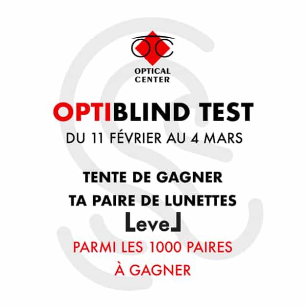 Jeu Optical Center : 1'000 paires de lunettes à gagner