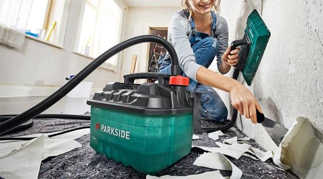 Décolleuse à papier peint à vapeur d'eau Parkside pas chère : 29,99€ chez Lidl