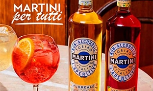Test Sampleo : Packs L'Apéritivo Martini gratuits