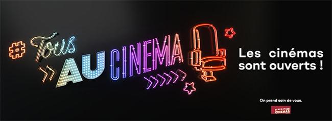Jeu Tous au cinéma de BNP Paribas