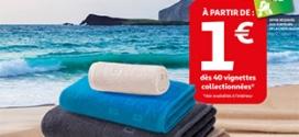 Vignettes Auchan : Linge de bain National Geographic pas cher