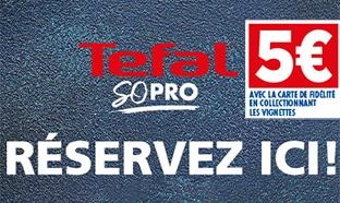 Op Tefal Carrefour : Commandez les articles en rupture