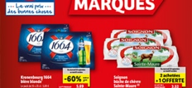 Catalogue Lidl A vos marques septembre octobre 2020