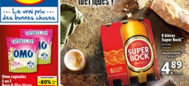 Catalogue Lidl « Sol & Mar » du 23 au 29 septembre 2020