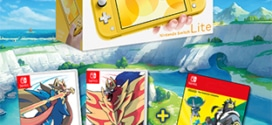 Jeu Journal de Mickey : Nintendo Switch et jeux Pokemon à gagner