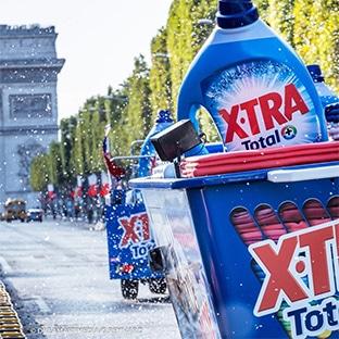 Jeu- Tour de France X-Tra : cadeaux à gagner