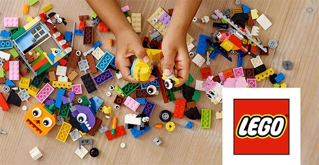 Tester gratuitement des jouets Lego avec The Insiders