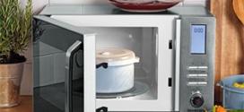 Lidl : Four à micro-ondes SilverCrest pas cher