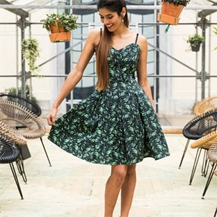 La Maison Victor : patron robe Flo offert