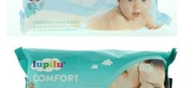 Rappel important de produits Lidl : Lingettes bébé Lupilu