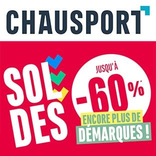 Soldes Chausport : Sneakers de marque dès 13€ (Jusqu'à -80%)