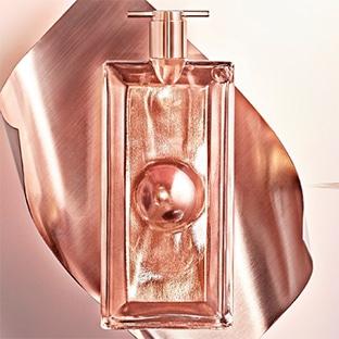 Échantillon gratuit du parfum Idôle l'intense de Lancôme