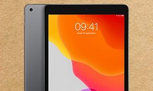 Jeu Rakuten : Tablette iPad Apple à remporter