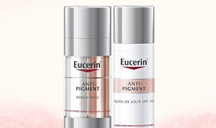 Test Doctissimo : 200 soins Anti-Pigment Eucerin gratuits