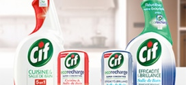 Test Cif éco-recharge : 1000 bouteilles + recharges gratuites