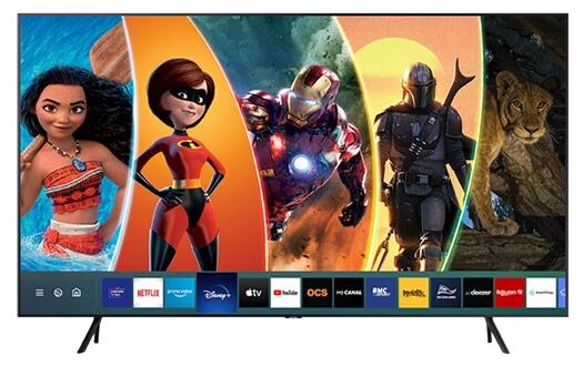 Tentez de remporter une télé UHD Samsung avec le jeu Bien'ici