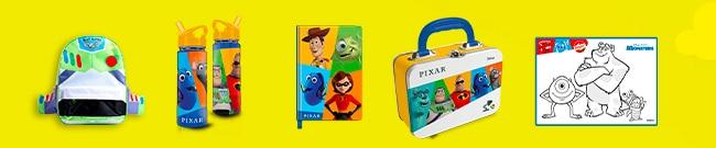 Cadeaux Pixar du jeu Bel