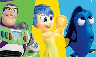 Disney Pixar : Livrets d'activités gratuits à imprimer