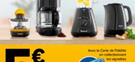 Opération Vignettes Carrefour : appareils Tefal pas chers