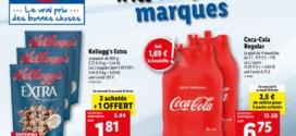 Catalogue Lidl promo marques de février 2021