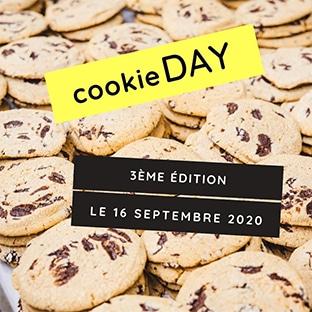 CookieDay La Fabrique 2020 : Recevez votre cookie gratuit !