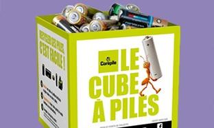 Corepile : Boîtes à piles gratuites