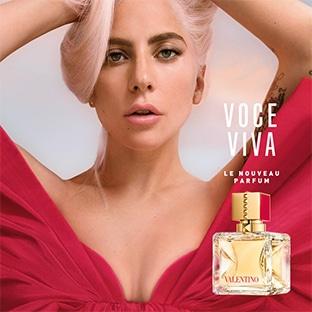 Echantillon gratuit de l'eau de parfum Voce Viva de Valentino