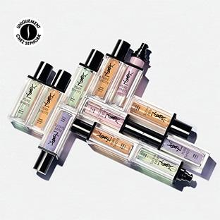 Échantillons gratuits de sérums Pure Shots Yves Saint Laurent