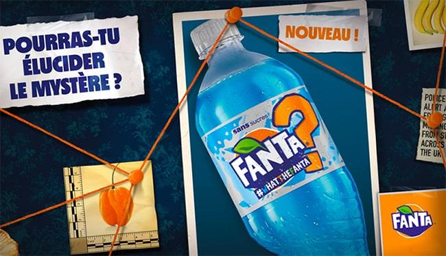 Tentez de tester gratuitement le nouveau Fanta avec Sampleo